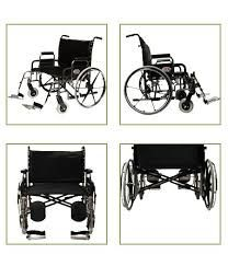 Bariatric Manual Wheelchair: A Lifeline for Bariatric Users Suffe...