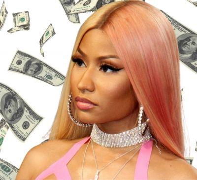 Nicki Minaj Sued for $200 Million Over 'Rich Sex'