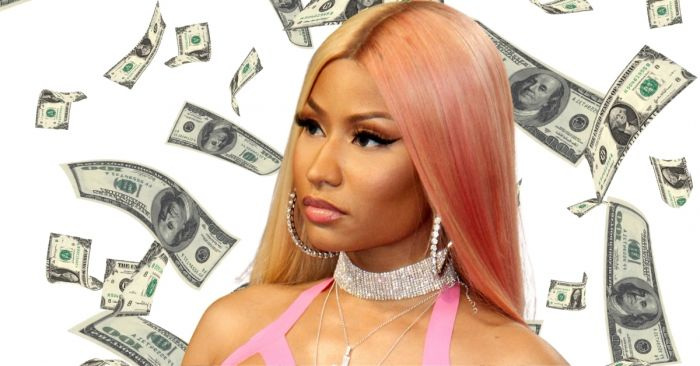 Nicki Minaj Sued for $200 Million Over 'Rich Sex'