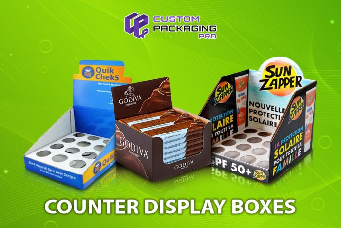 Different Types of Display Boxes and their Benefits