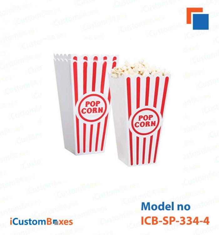 Popcorn Boxes Wholesale-Top Custom Printed Food Boxes