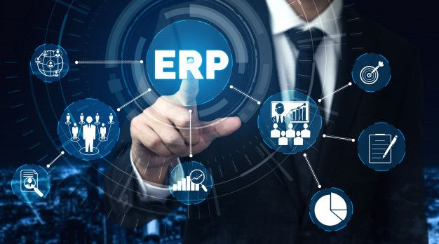 What are the uses of ERP Implementation Services in Healthcare Industry?