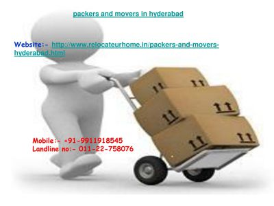 How to Find a Good Packers and Movers in Bangalore