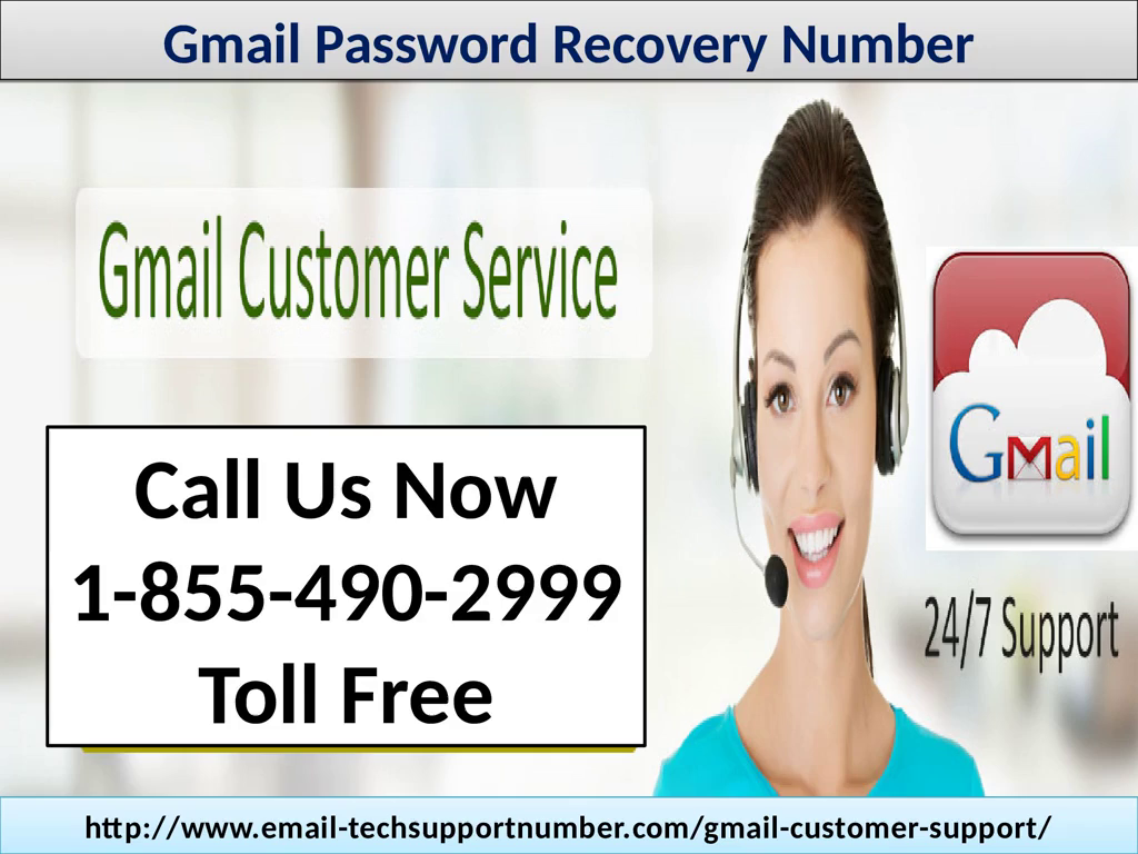 Gmail Technical Support Phone Number 1-855-490-2999 (toll-free)