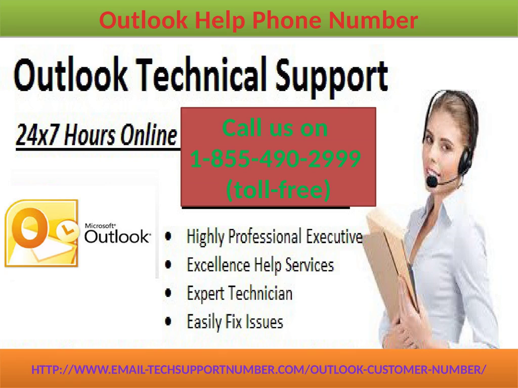 Outlook Mail Out Of Sync? Call Us On 1-855-490-2999 Our Outlook Technical Support Number