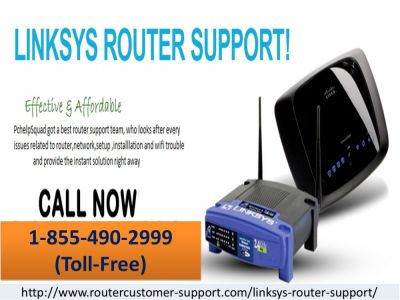 Call us on 1-855-490-2999 our Linksys Router Technical Support Number For more info visit: - http://www.routercustomer-support.com/linksys-router-support/