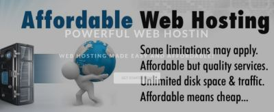 Affordable Web hosting & secure Services  We are a professional web hosting company providing exclusive web hosting services in India and Worldwide.  Services : Web Hosting SSL Integration Shared Hosting Dedicated Hosting VPS Hosting Reseller Hosting Backup services Anti spam services Amazon web services Business emailing services and many others. Netforchoice team will provide you the best service and support. for more click:- https://www.netforchoice.com